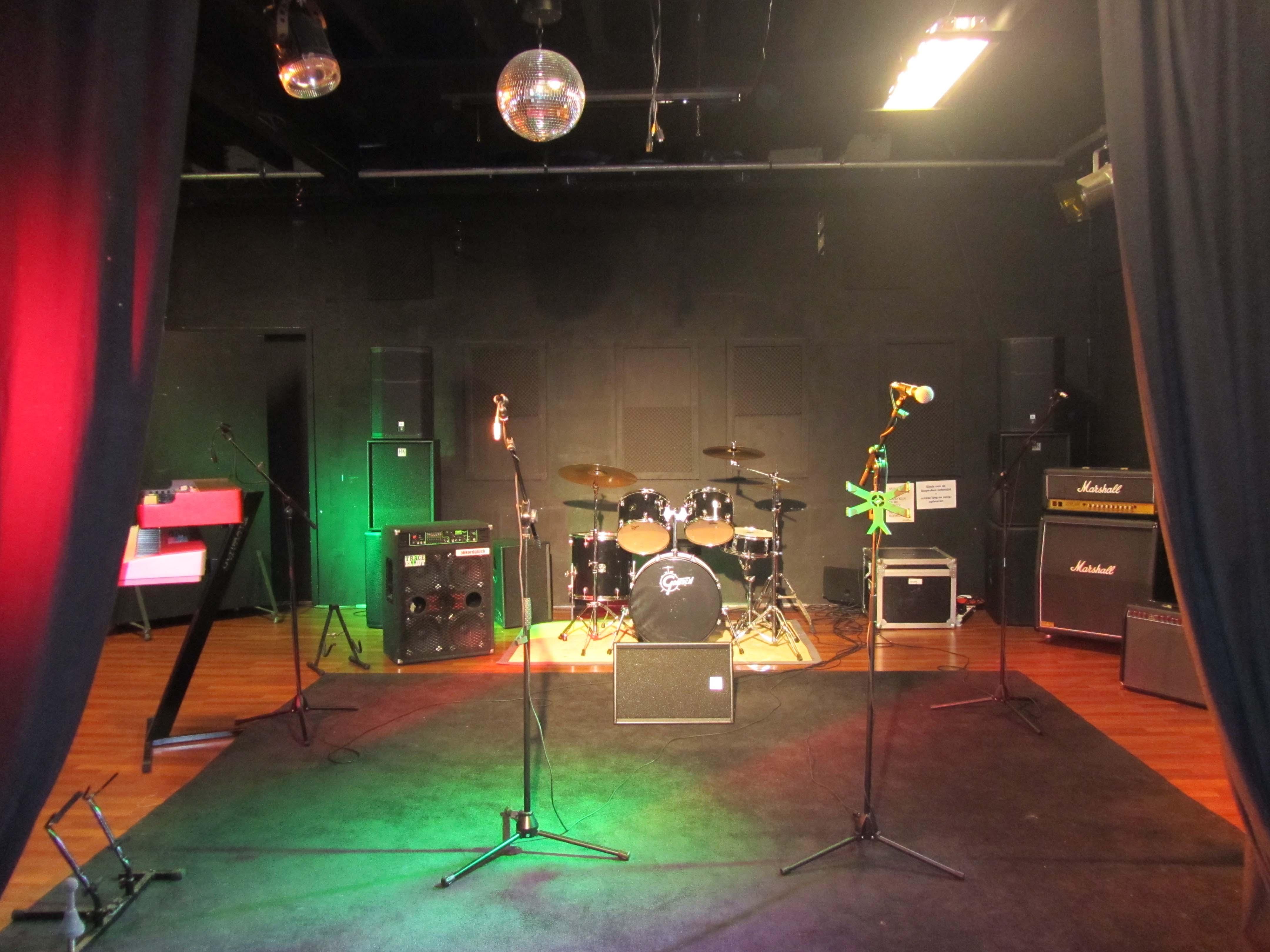 Muziekstudio amersfoort